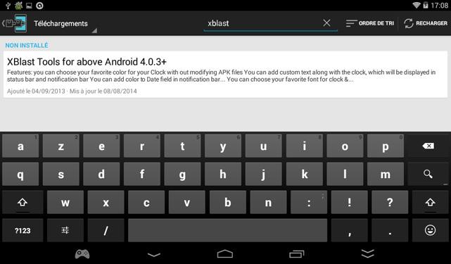 [Tuto] Customiser sa tablette android (heure, wifi, batterie) 08