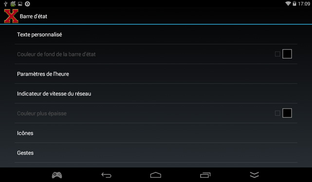 [Tuto] Customiser sa tablette android (heure, wifi, batterie) 14