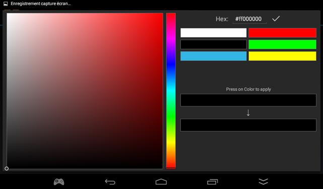 [Tuto] Customiser sa tablette android (heure, wifi, batterie) 21