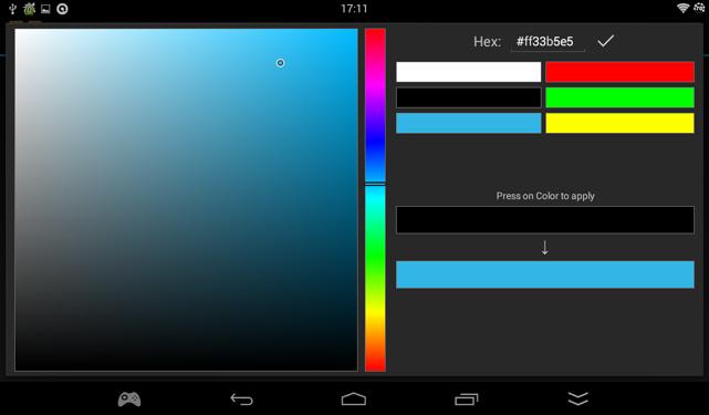 [Tuto] Customiser sa tablette android (heure, wifi, batterie) 22