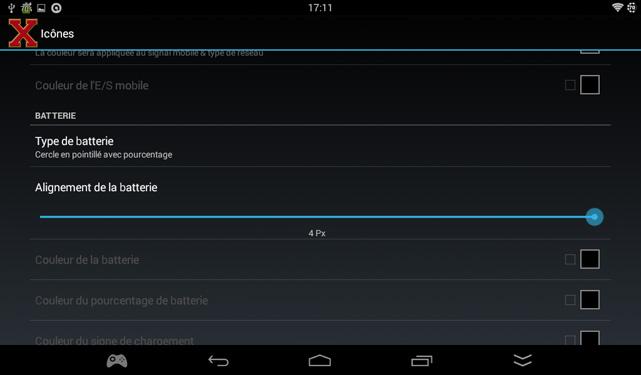 [Tuto] Customiser sa tablette android (heure, wifi, batterie) 23