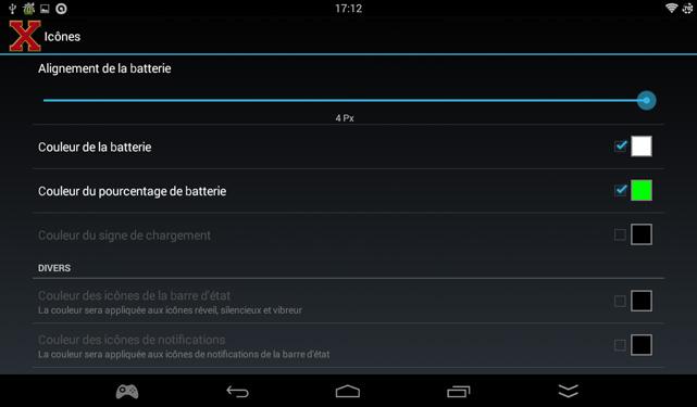 [Tuto] Customiser sa tablette android (heure, wifi, batterie) 26