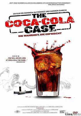 Le scandale de l'eau pompée par Coca-Cola en Inde The_coca_cola_case_Affiche