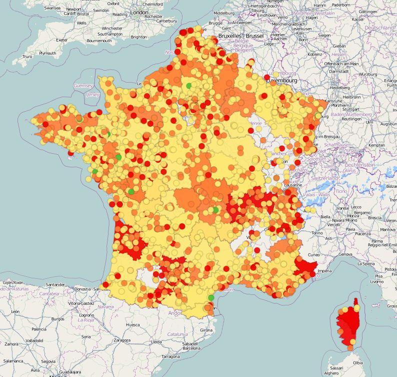 Gouvernement Valls 2 ça va valser ! Macron ne vous offrira pas de macarons...:) Carte-emprunts-toxiques-dexia