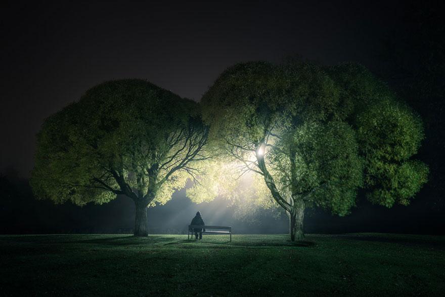 C'est de toute beauté : sites et lieux magnifiques de notre monde. Stars-night-sky-photography-self-taught-mikko-lagerstedt-10