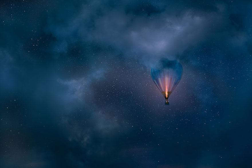C'est de toute beauté : sites et lieux magnifiques de notre monde. Stars-night-sky-photography-self-taught-mikko-lagerstedt-26