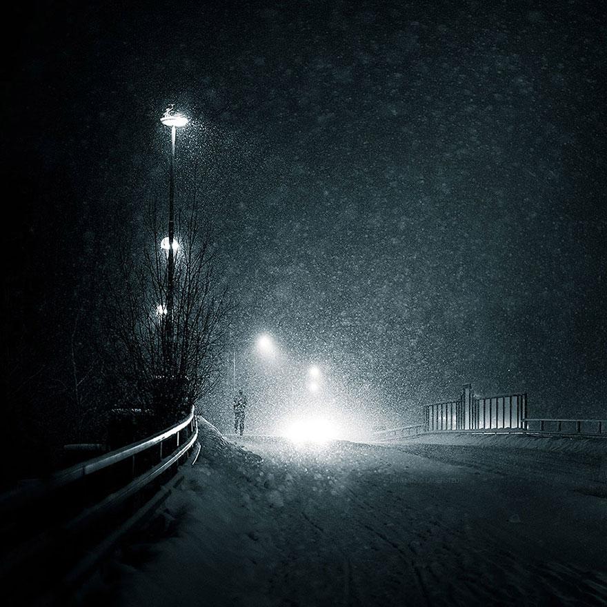 C'est de toute beauté : sites et lieux magnifiques de notre monde. Stars-night-sky-photography-self-taught-mikko-lagerstedt-29