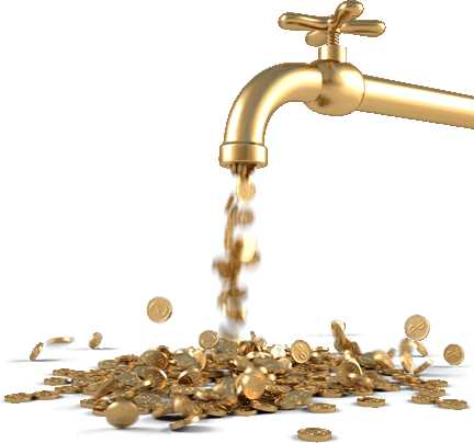 [RÉSOLU] Service juridique nintendo - Page 2 Golden-tap-with-gold-coins-rushing-out-of-it