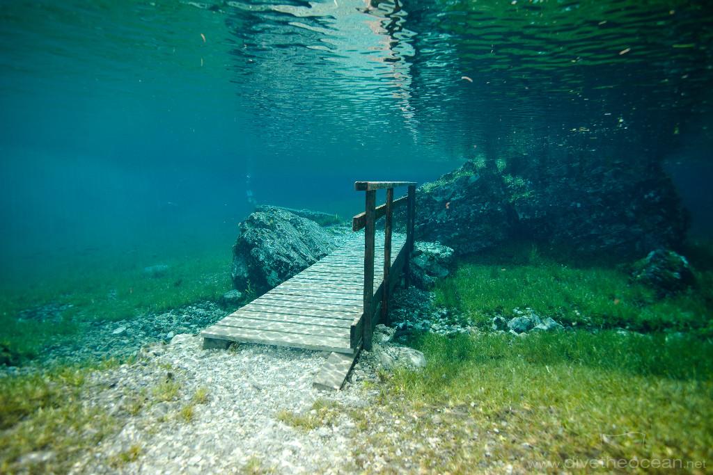 Aucun trucage dans ces photos incroyable du lac Grüner See Gruner-see-6