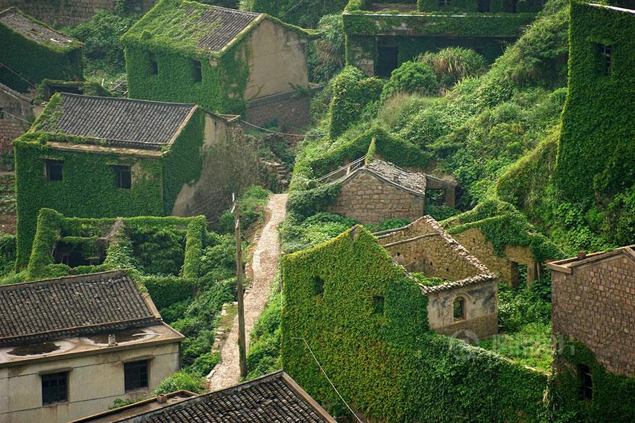 C'est de toute beauté : sites et lieux magnifiques de notre monde. Abandoned-fishing-village-goqui-island-shengsi-zhoushan-china-tang-yuhong-121