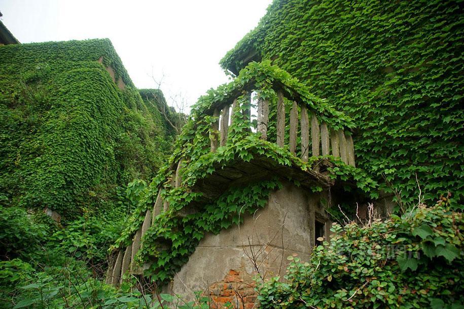 C'est de toute beauté : sites et lieux magnifiques de notre monde. Abandoned-fishing-village-goqui-island-shengsi-zhoushan-china-tang-yuhong-9