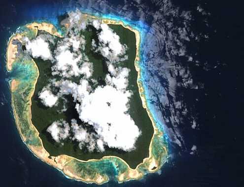 L'île de North Sentinel, l'île que l'on ne peut approcher sans se faire tuer Sur-cette-%C3%AEle-4