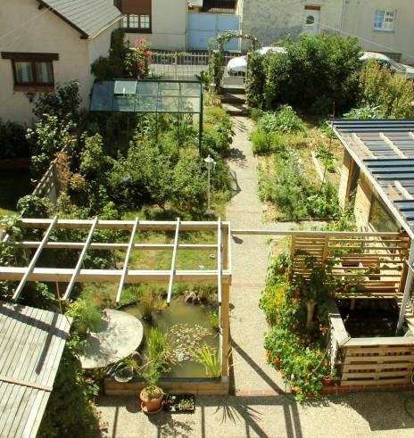Exploit : dans son micro-jardin, Joseph produit 300 kilos de légumes Tofototal