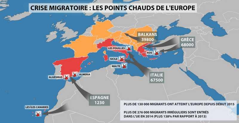 Migrants: Faire appel à l'émotionnel, est ce bien raisonnable? 55bb4055c46188540e8b4630