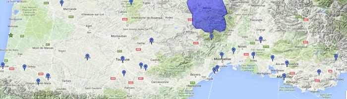Tour de France des initiatives Transition