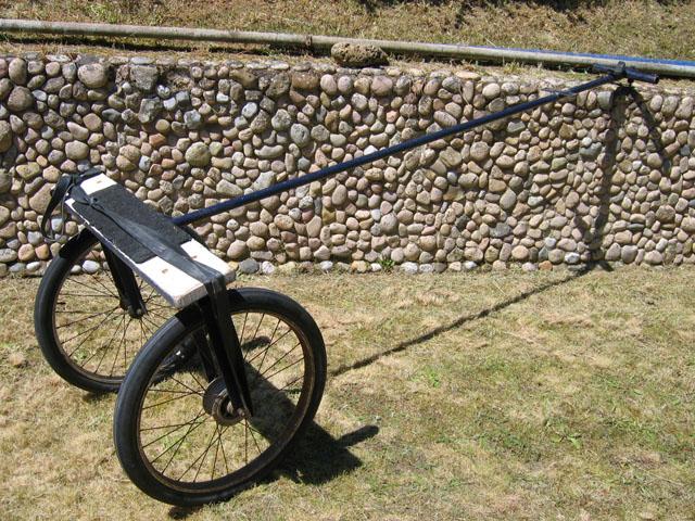 vélo - transport en velo Remorque02