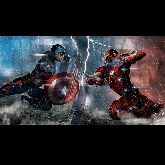 Captain America : Civil War [Marvel - 2016] - Page 4 11176380_906543992701659_1354708203_n