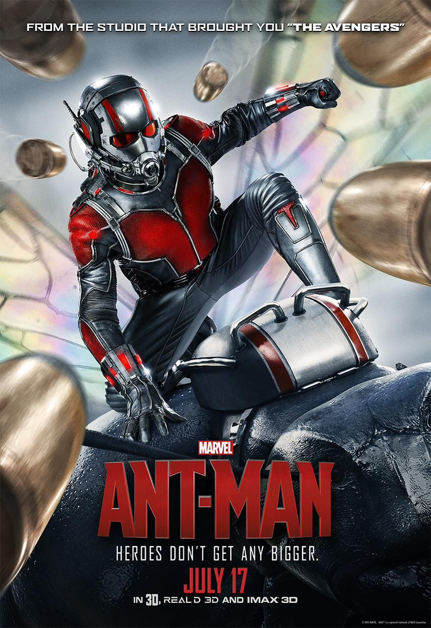 Ant-Man [Marvel - 2015] - Page 3 Ant-man-poster-film-movie