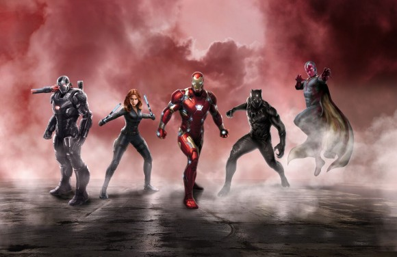 CAPTAIN AMERICA CIVIL WAR  - Page 2 Captain-america-civil-war-promo-art-team-iron-man-580x376