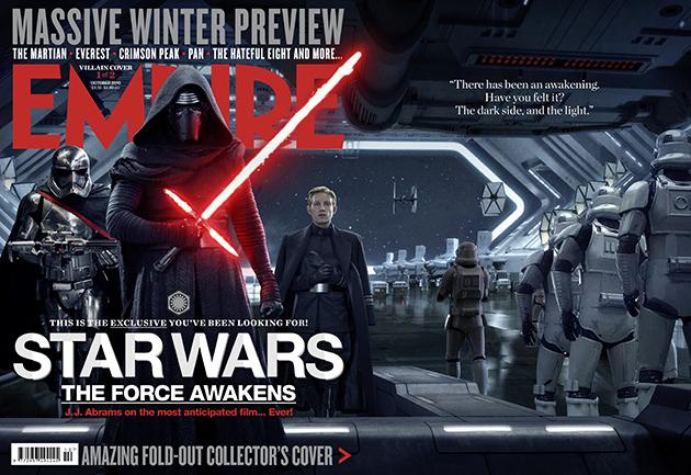 Star Wars : Le Réveil de la Force [Lucasfilm - 2015] Empire-cover-first-order-star-wars-the-force-awakens