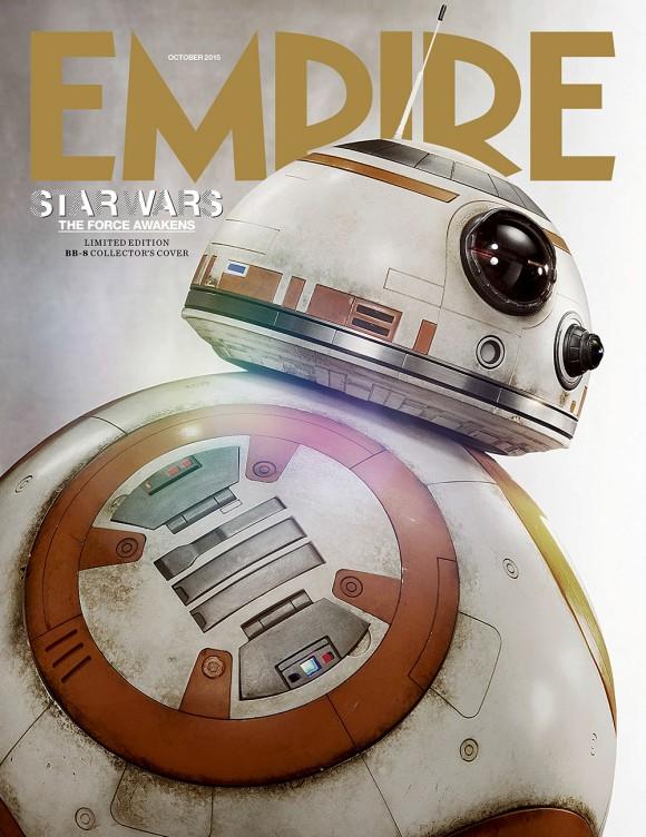 Star Wars : Le Réveil de la Force [Lucasfilm - 2015] - Page 2 Star-wars-empire-force-awakens-bb8-cover-580x752