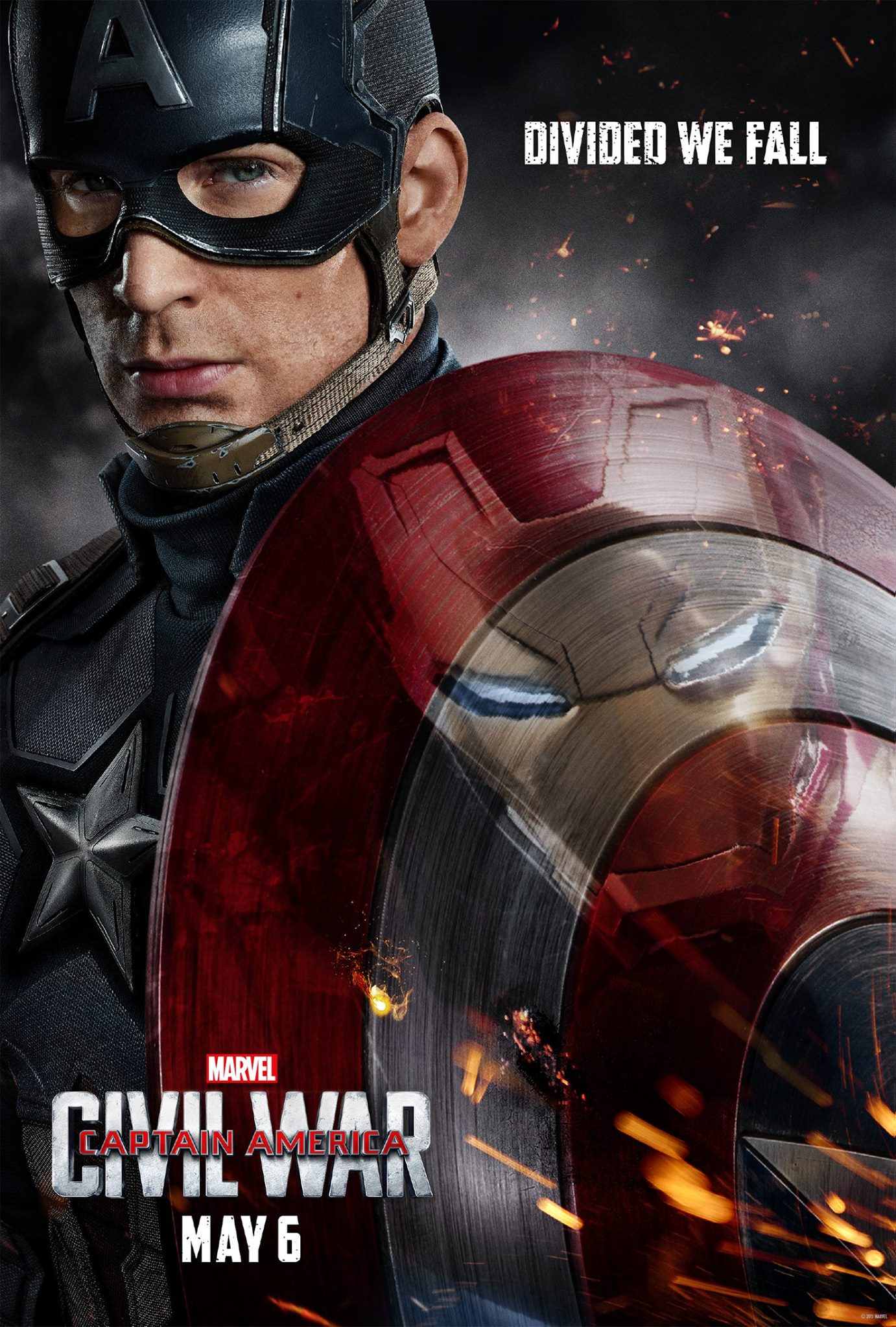 Captain America : Civil War Captain-america-civil-war-poster-captain