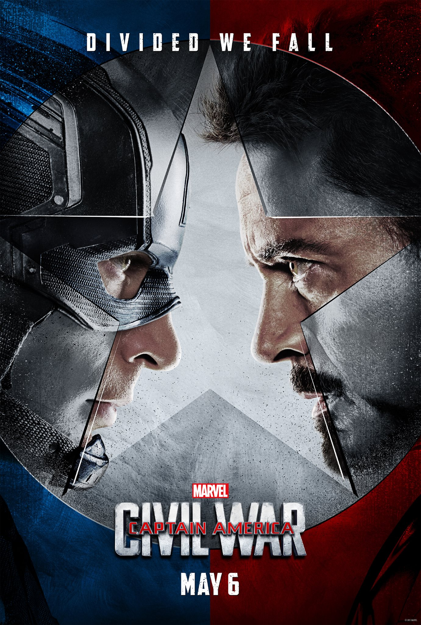 Captain America : Civil War Captain-america-poster-teaser-civil-war