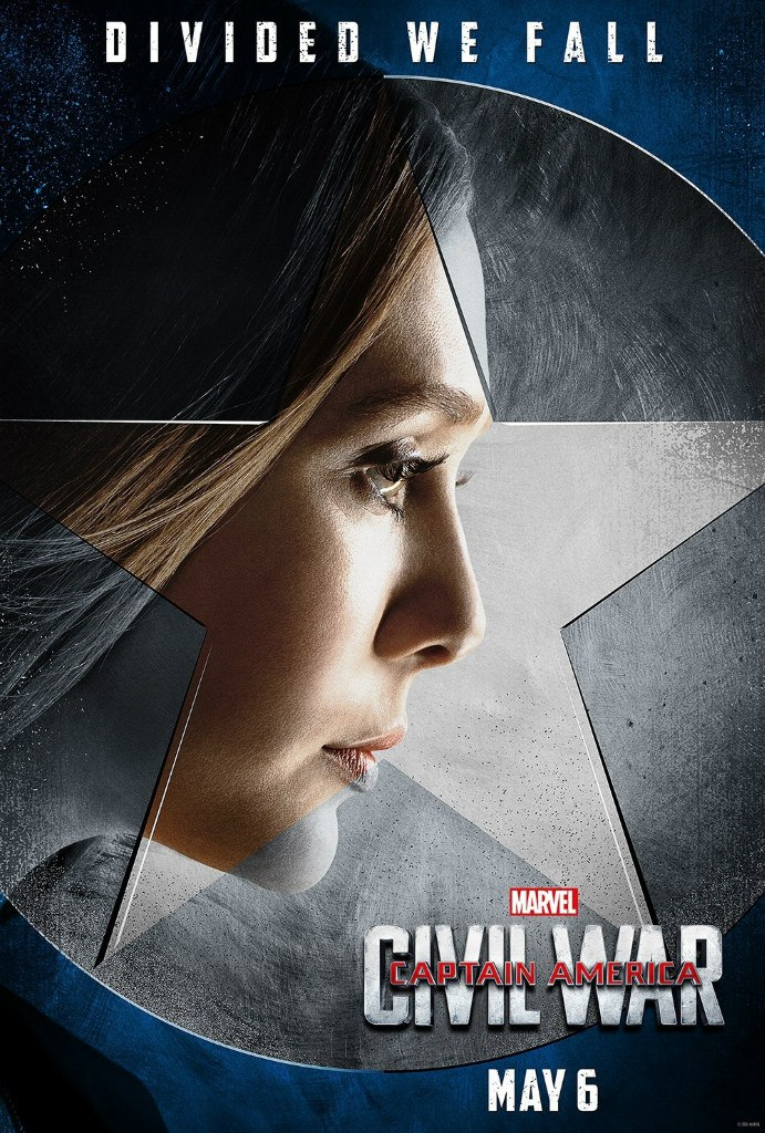 Captain America : Civil War [Marvel - 2016] - Page 11 Captain-america-civil-war-poster-scarlet-witch