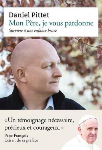 Fribourg, Suisse: le Pape François préface le livre de Daniel Pittet, victime d'un prêtre pédophile (Vidéo) 4241723396