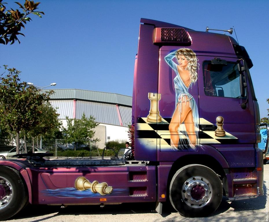 Les plus beau camion  72jfanjx