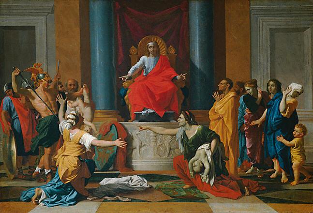 Doc iconographiques sur le Classicisme  Poussin042
