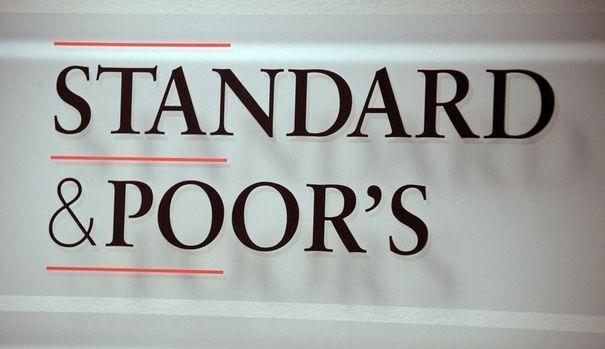 Dossier sur les agences de notation 731007_le-logo-de-l-agence-de-notation-standard-and-poor-s
