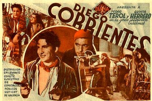 Bandoleros, bandidos, sheriff, indios, etc. 1937-diego-corrientes