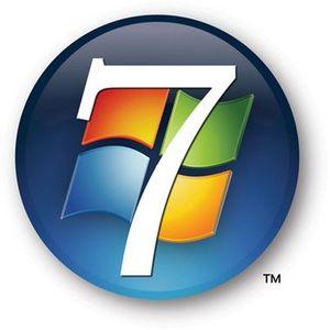 Windows 7 en téléchargement le 5 mai Logo