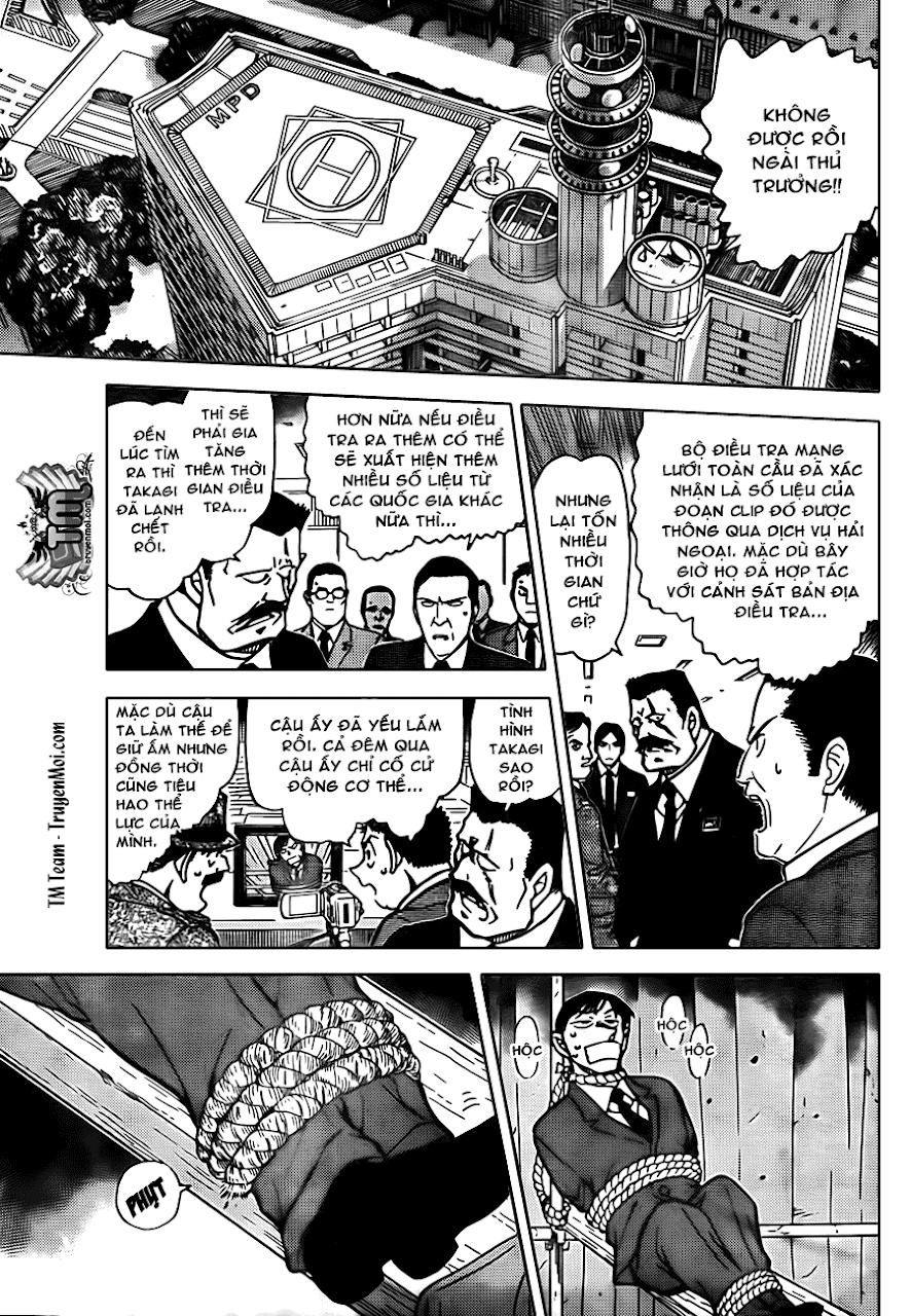 Conan Chap 806: Ý Chí Được Kế Thừa 09