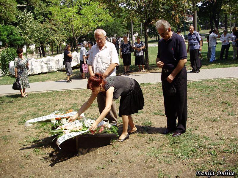"""Парастос жртвама """"Олује"""", субота 4.8.2012. P8040087"""