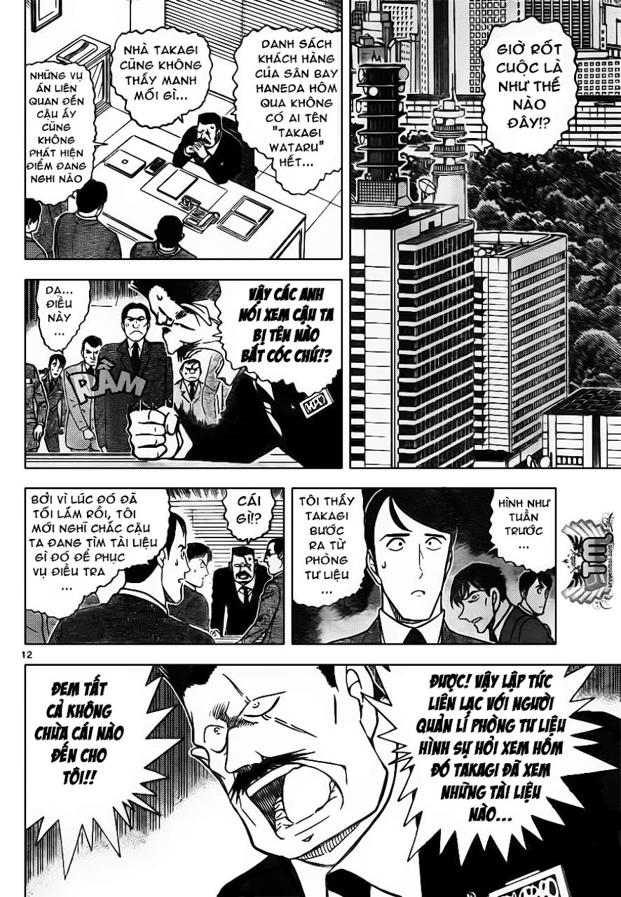 Conan Chap 805: Anh Em Nhà Wataru    12