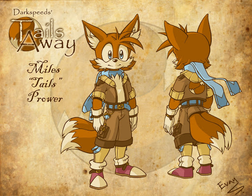 Clichés de Tails  - Page 24 Tails_Away_character__Tails_by_EvanStanley