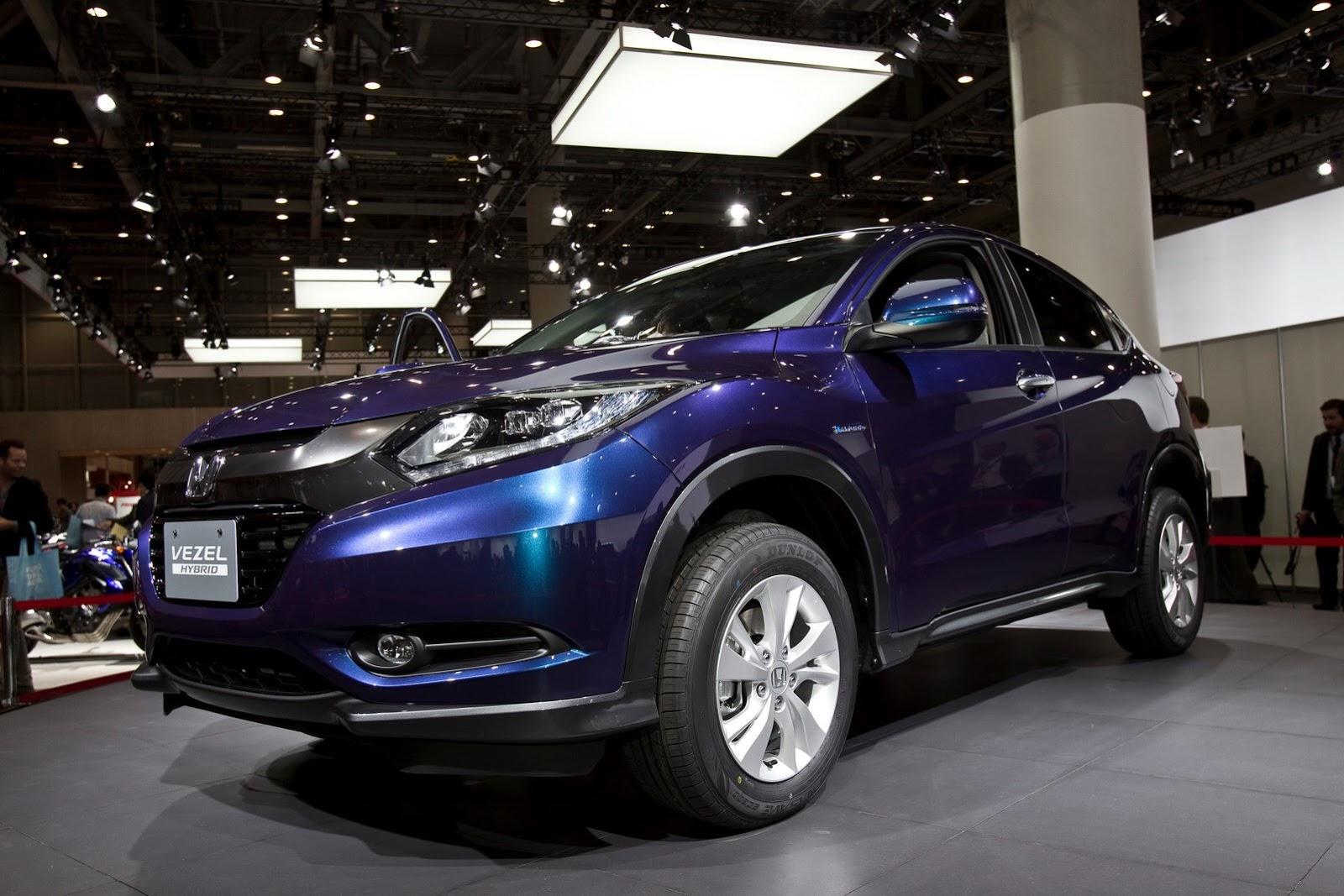 2014 - [Honda] Vezel / HR-V - Page 2 Honda-Vezel-5%25255B2%25255D