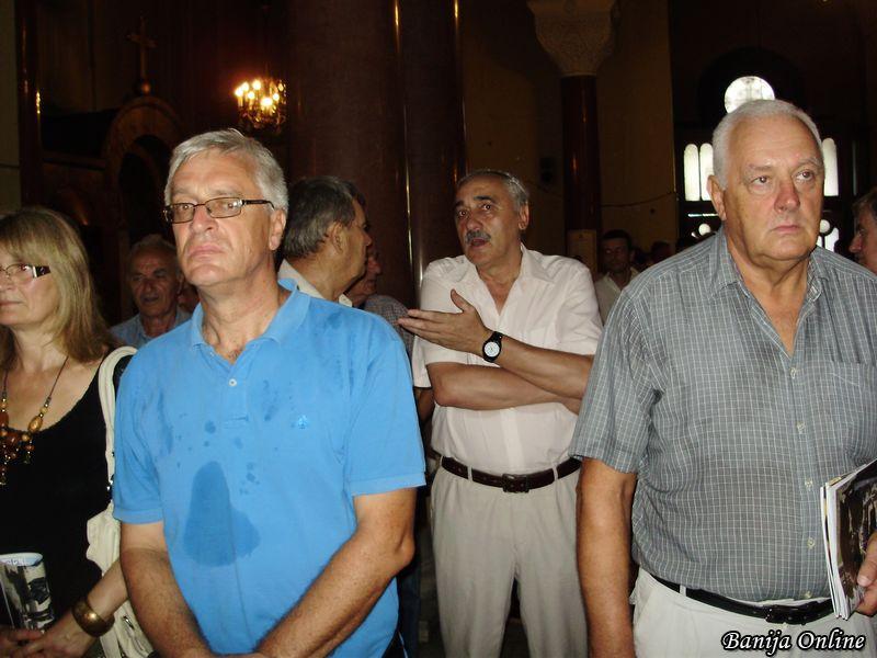 """Парастос жртвама """"Олује"""", субота 4.8.2012. P8040073"""