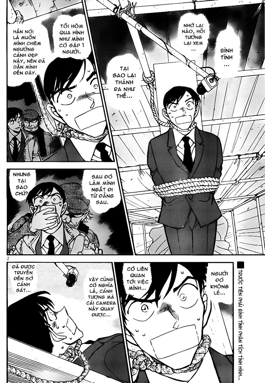 Conan Chap 805: Anh Em Nhà Wataru    02