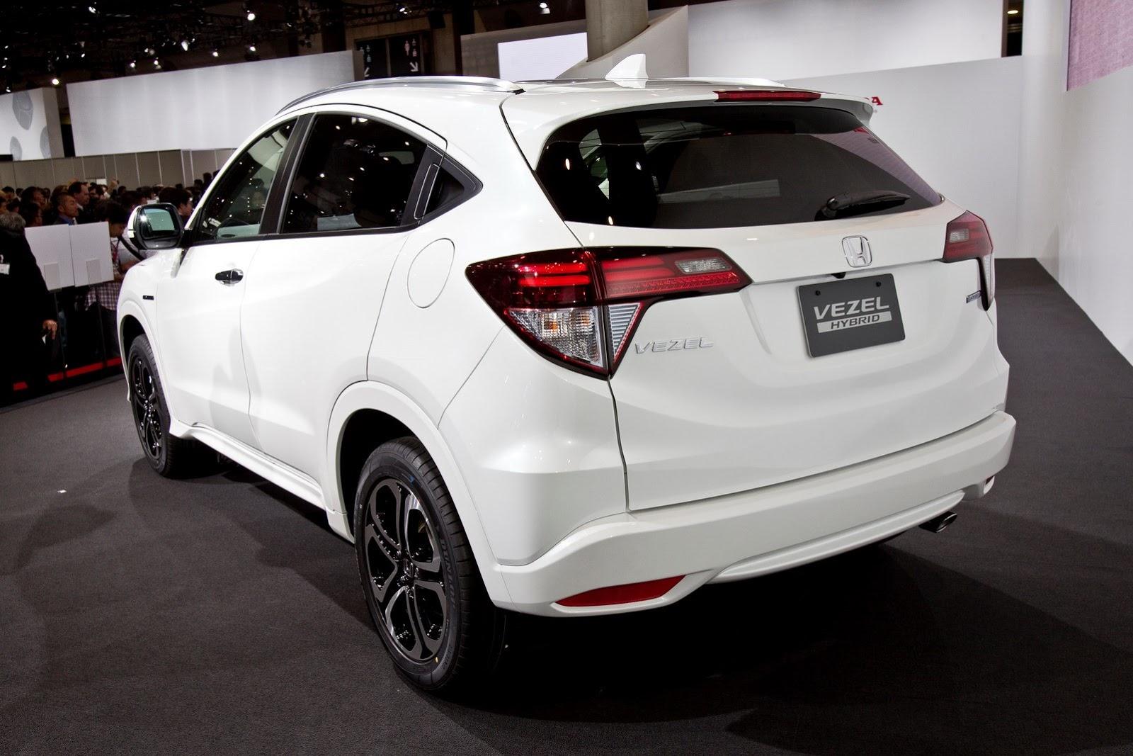 2014 - [Honda] Vezel / HR-V - Page 2 Honda-Vezel-2%25255B2%25255D