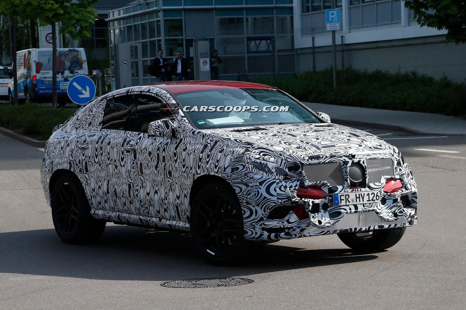 2015 - [Mercedes] GLE Coupé [C292] - Page 3 2016-Mercedes-MLC-3%25255B3%25255D