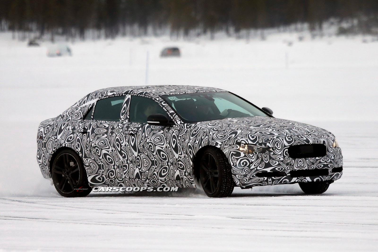 2014 - [Jaguar] XE [X760] - Page 4 New-Jaguar-XE-3Carscoops%25255B3%25255D