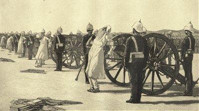 La rebelión de los cipayos de 1857, conocida también como El motín de los cipayos Cipayos