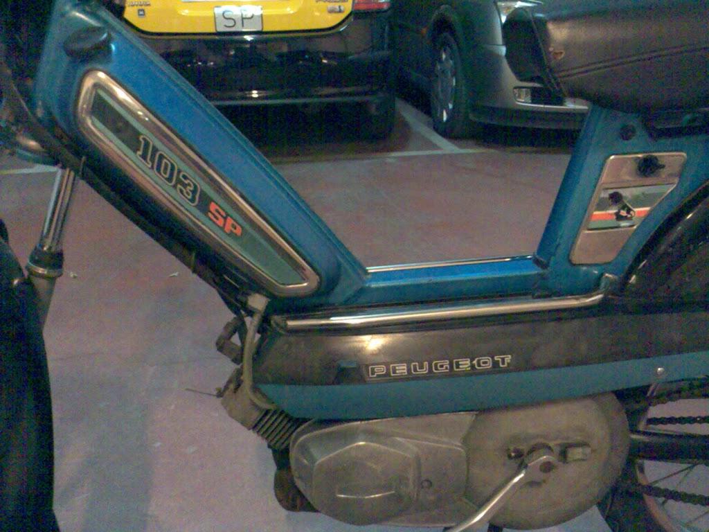 Mi Peugeot 103 de 1980 1007
