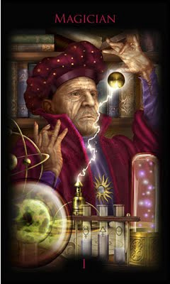 legacy of divine tarot- старшие арканы 01
