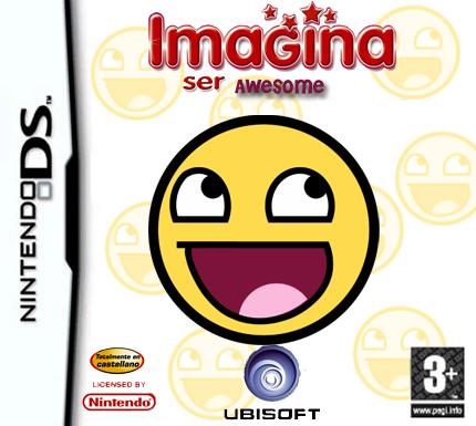 Portadas de juegos  fakes Imagina%20ser%20Awesome
