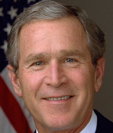 The Weirdness of NATURE George-w-bush-1