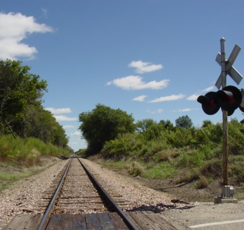 Down The Tracks MISCtrainMooseRangeElooking